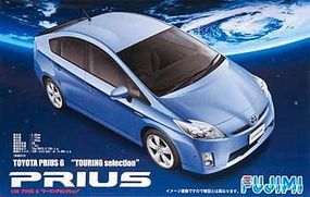 Fujimi 2009 Toyota Prius G Hybrid 4-Door Car Plastic Model Car Kit 1/24 Scale #3822