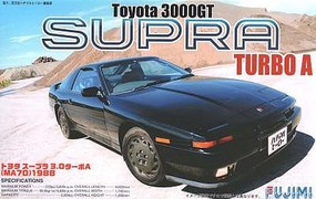 Fujimi 1/24 Toyota Supra 3000 GT Turbo A Sports Car