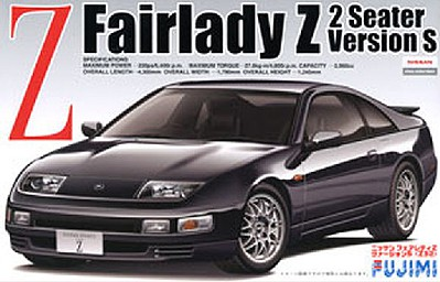 Fujimi 1/24 Nissan Fairlady Z 2-Seater Version S 2-Dr Sports Car