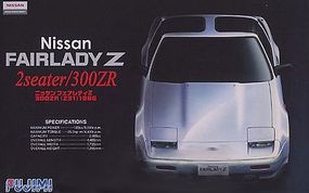 Fujimi 1986 Nissan 300ZR Car Plastic Model Car Kit 1/24 Scale #3868