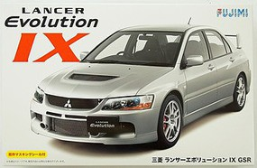 Fujimi 1/24 Mitsubishi Lancer Evolution IX GSR Sports Car