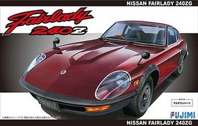 Fujimi Nissan Fairlady 240ZG Sports Car Plastic Model Car Kit 1/24 Scale #3929