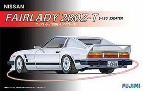 Fujimi 1/24 Nissan Fairlady 280Z-T S130 2-Seater Sports Car