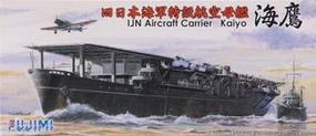 Fujimi IJN Kaiyo Aircraft Carrier Waterline Plastic Model Military Ship Kit 1/700 Scale #40080