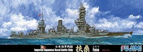 Fujimi Japanese Battleship Fusco Plastic Model Military Ship Kit 1/700 Scale #40118