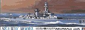 Fujimi 1/700 Battleship Deutschland Waterline