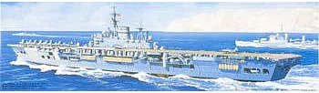 Fujimi Aircraft Carrier Eagle Waterline Plastic Model Military Ship Kit 1/700 Scale #44124
