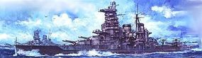 Fujimi IJN Haruna Battleship Plastic Model Military Ship Kit 1/350 Scale #60001