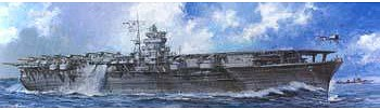 Fujimi IJN Shokaku Aircraft Carrier 1941 -- Plastic Model Military Ship Kit -- 1/350 Scale -- #60003