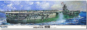 Fujimi IJN Zuikaku Aircraft Carrier 1944 Plastic Model Military Ship Kit 1/350 Scale #60004