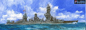 Fujimi IJN Fuso Battleship 1944 Plastic Model Military Ship Kit 1/350 Scale #60005