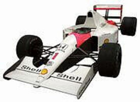 Fujimi 1/20 1991 McLaren Honda MP4/6 Japan GP Race Car