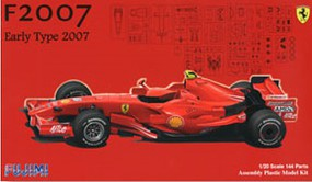 Fujimi Ferrari GP42 F2007 Australia Grand Prix Race Car Plastic Model Car Kit 1/20 #9100