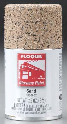 spray sand textured paint flof390002 floquil. Black Bedroom Furniture Sets. Home Design Ideas