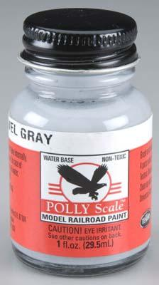 Floquil Polly Scale New Gravel Gray 1 oz