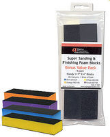 Flex-I-File SANDING & FINISHING FOAM BLOCK