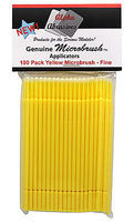 Flex-I-File MICRO BRUSHES Fine 100pk Yel