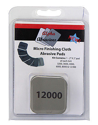 Flex-I-File MICRO FINISHING ABRASIVE PADS