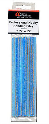 Flex-I-File HOBBY FILE 3mm/1/8 Med 12pk