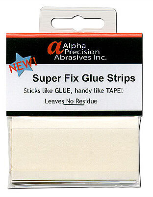 Flex-I-File SUPER FIX GLUE STRIPS 6pk