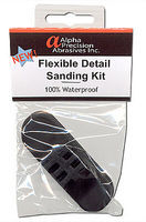 Flex-I-File FLEXIBLE DETAIL SANDING KIT