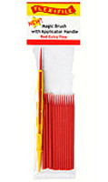 Flex-I-File Magic Brushes Red Extra Fine