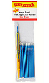 Flex-I-File Magic Brushes Blue
