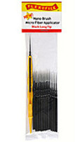 Flex-I-File Nano Brushes Black Long Tip