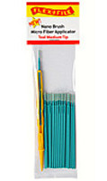 Flex-I-File Nano Brushes Teal Medium Tip