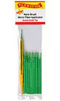 Flex-I-File Nano Brushes Green Knife Tip