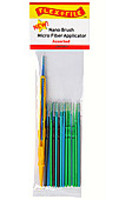 Flex-I-File Nano Brushes Assorted