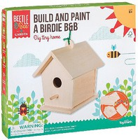 4M-Projects Build & Paint Bird House Kit (Replaces #2957)