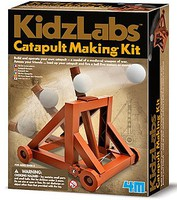4M-Projects Catapult Making Kit