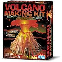 4M-Projects Volcano Making Kit Science Experiment Kit #3431