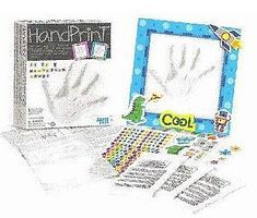 4M-Projects Make Your Own Hand Print Kit Drawing Kit #3492