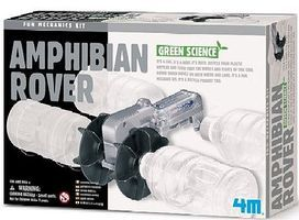 4M-Projects Amphibian Rover Green Science Kit Science Engineering Kit #3636