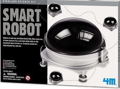 4M Project Kits Smart Robot Kit -- Science Engineering Kit -- #3658