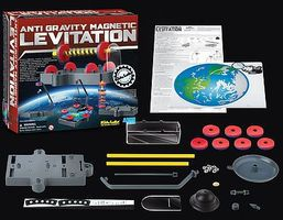 4M-Projects Anti Gravity Magnetic Levitation Science Kit Science Experiment Kit #3686