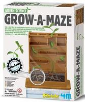 4M-Projects Grow-A-Maze Green Science Kit Science Experiment Kit #3687