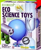 4M-Projects Eco Science Toys Green Science Kit Science Engineering Kit #3773