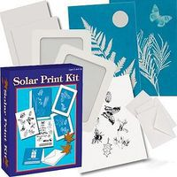 4M-Projects Solar Print Kit (Sun-Sensitive Imprinting) (D)