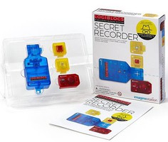4M-Projects Secret Recorder Logiblocs Kit