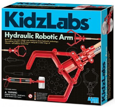 4M-Projects Hydraulic Robotic Arm Kit