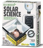 4M-Projects Solar Green Science Kit Science Experiment Kit #4571