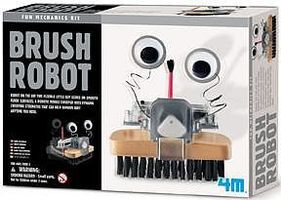 4M-Projects Brush Robot Kit Science Engineering Kit #4574