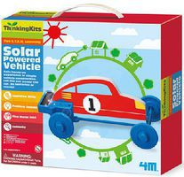 4M-Projects Solar Powered Vehicle Green Science Kit