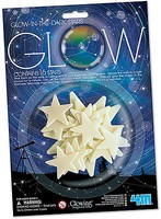 4M-Projects Glow-In-The-Dark Stars (1.5'' to 3.5'') (16)
