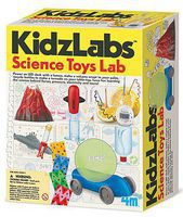 4M-Projects Science Toys Lab Kit (8 diff) Educational Science Kit #5531