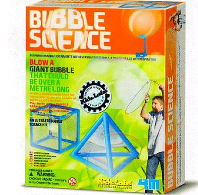 4M-Projects Bubble Science Experiment Kit Science Engineering Kit #5591