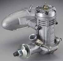 Fox .35 C/L Ceramic Engine